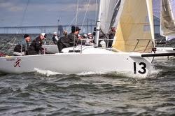 J/80 Savasana- sailed by Brian Keane