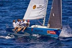 J/80 sailing Palma Mallorca