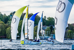 J/70 sailing champions league