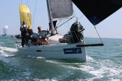 J/97E sailing JCup