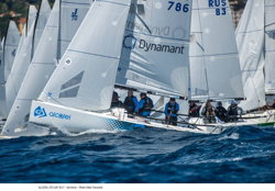 J/70 sailing Alcatel J/70 Cup