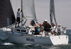 J/35 RIVAL- sailing Long Beach