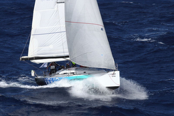 J/122 sailing RORC 600 Challenge in Caribbean