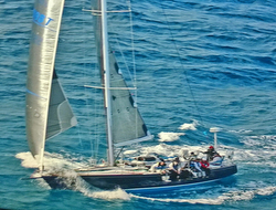 J/44 Kenai sailing Key West race