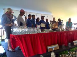J/109 NA champions- Caminos