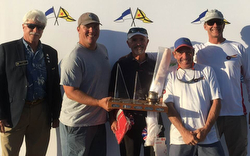 J/70 winners- Argyle Campbell on SOX