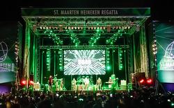 Heineken St Maarten regatta stage