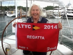 J/42 Jaywalker- Judy & Bill Stellin- winners at Ugotta Regatta