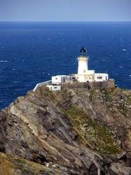 Muckle Flugga lighthouse