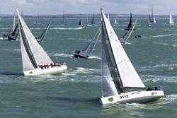 J/122E AJETO! sailing Fastnet Race