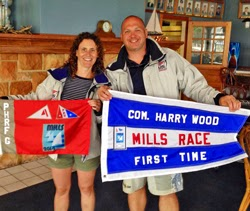 J/34 IOR Mills Race winners