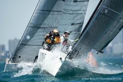 J/88 sailing Chicago NOOD