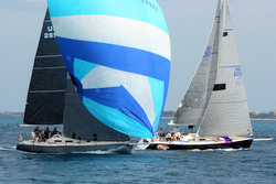 J/120s sailing to Havana