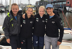 J/22 Netherlands Youth team