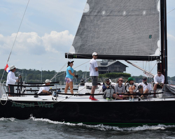 J/122 sailing IRC East Coasts