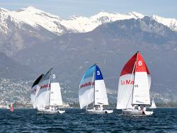 SV Kreuzlingen Leads Swiss J/70 Sailing League