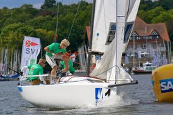 J/70 sailing German sailing league