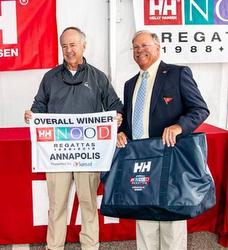 J/70 RIMETTE Awarded Annapolis NOOD Regatta Overall Champion