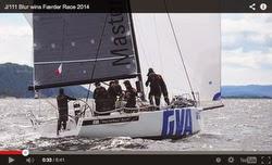 J/111 Blur sailing videos