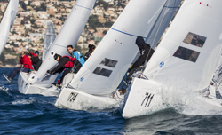 Match Race J/70 YC Monaco