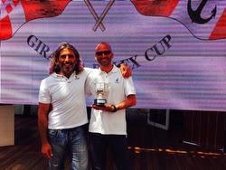 J/111 Giraglia Rolex Cup winners- J-Storm