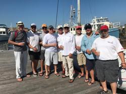 J/35 Mr BILL's WILD RIDE crew- sedated