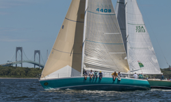 J/44 Gold Digger wins Around Island Race