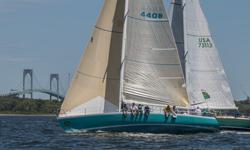 J/44 Gold Digger wins Around Island Race