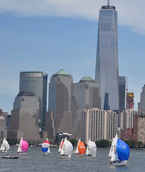 J24 women's regatta New York