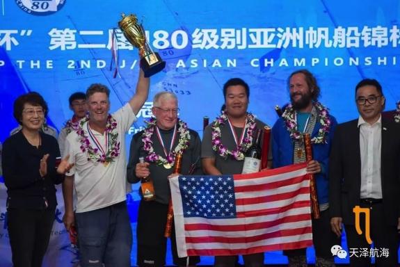 J/80 Asia winners