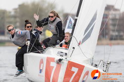 J/70 SHE SAILS- all women's sailing team