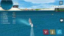 J/70 virtual regatta