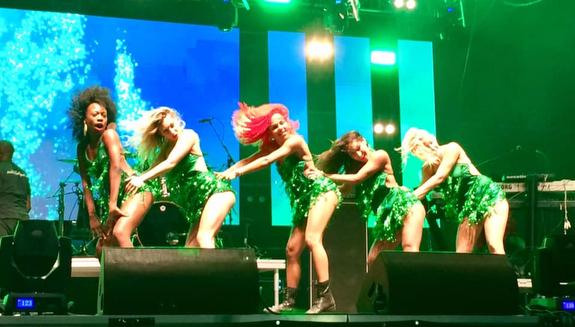 Heineken St Maarten Regatta show