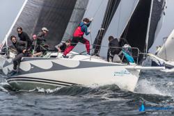 J/109 sailing Netherlands North Sea regatta