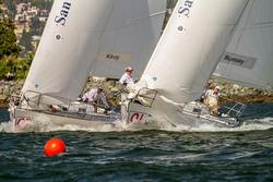 J/105 Masters sailing