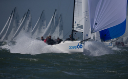 J/70 Worlds San Francisco