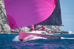 J/88 sailing Heineken St Maarten