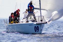 J/80 sailing Cyprus, Limassol