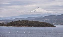 J/70s sailing Chile