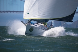 J/125 sailing Rolex Big Boat Series