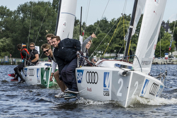 J/70 Youth SAILING Champions League