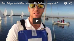 J/80 UK Sailing League video