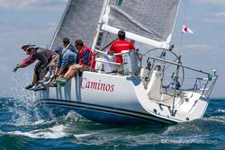 J/109 CAMINOS win Block Island and J/109 NA's