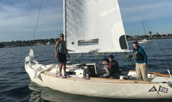 J/22 San Francisco Chalk Talk For Women Sailors!