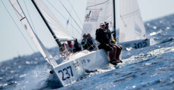 J/70 sailed by Peter Duncan