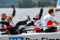 J/70 crews loving Swedish Sailing League