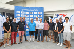 French J/80 sailing league winners