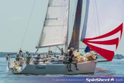 J/109 sailing Annapolis
