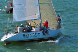 J/34 IOR sailing Cleveland