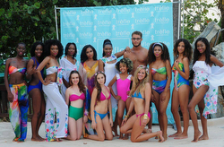 BVI Spring Regatta swim suit fashion show